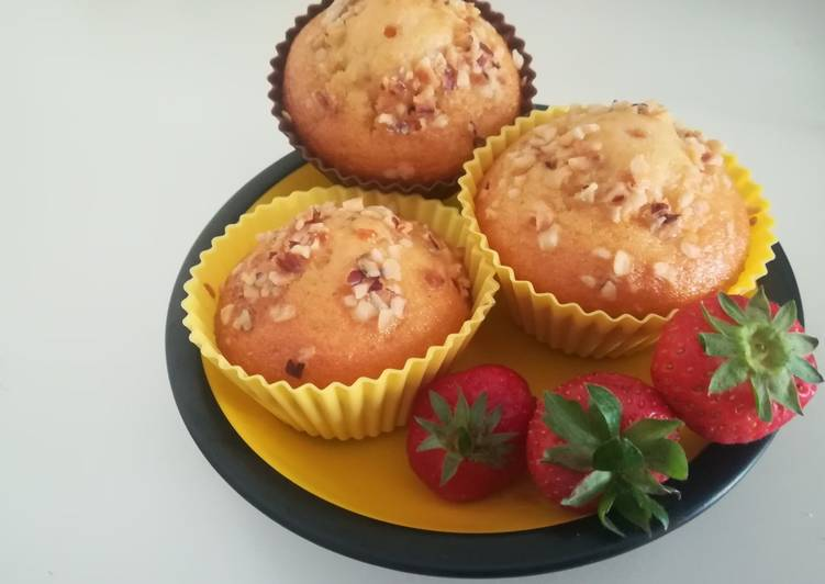 Easiest Way to Prepare Appetizing Muffin ricetta base