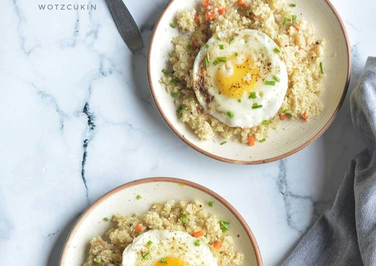 Steps to Prepare Award-winning Little millet upma