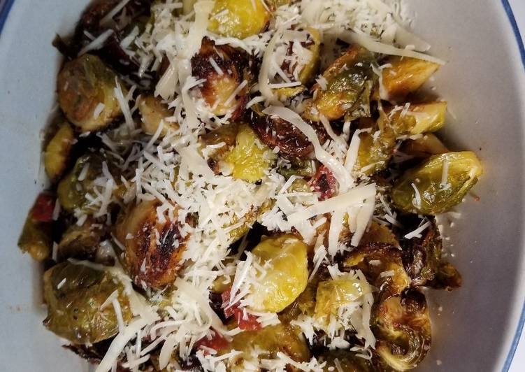 Bee Sting Brussel Sprouts