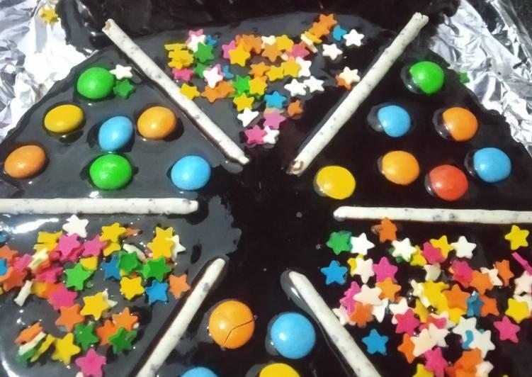 Brownies Kukus Coklat lumer no mixer