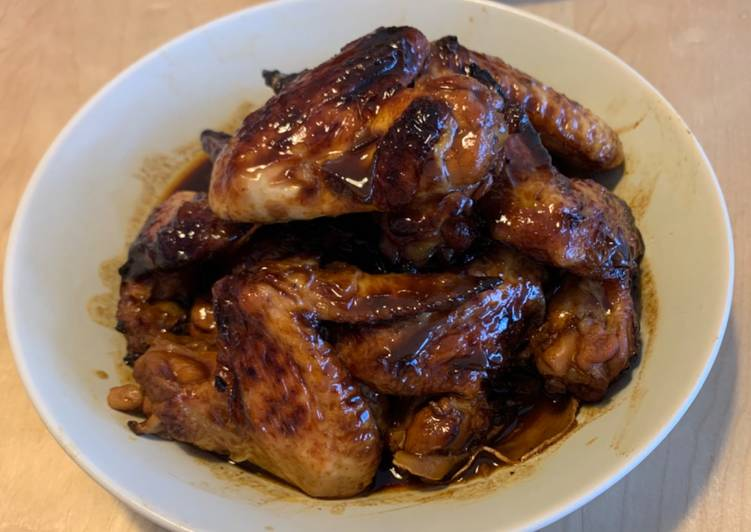 How to Make Appetizing Coke Chicken Wing