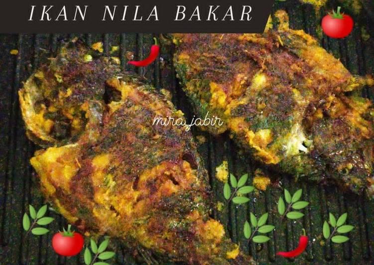 Ikan Nila Bakar #30