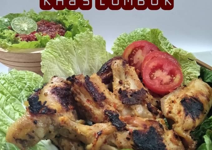 <em>Ayam Bakar Taliwang</em> khas Lombok