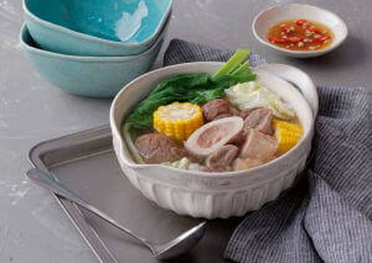 Use Food to Boost Your Mood Bulalo