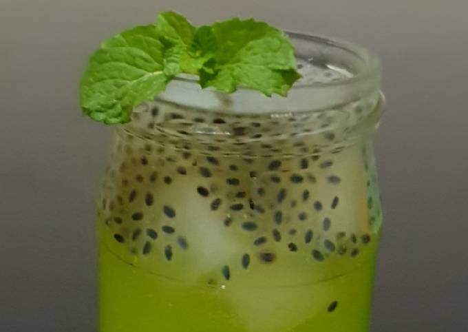Puding Melon