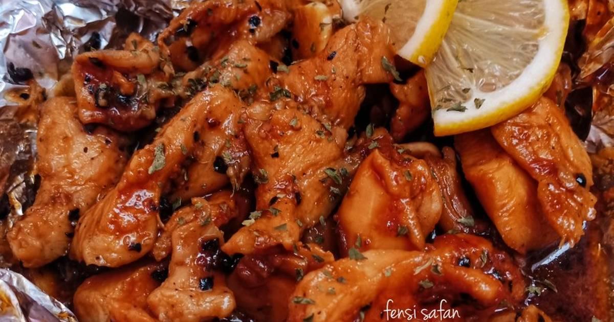 resep ayam lada hitam enak  sederhana cookpad Resepi Nasi Goreng Lada Hitam Enak dan Mudah