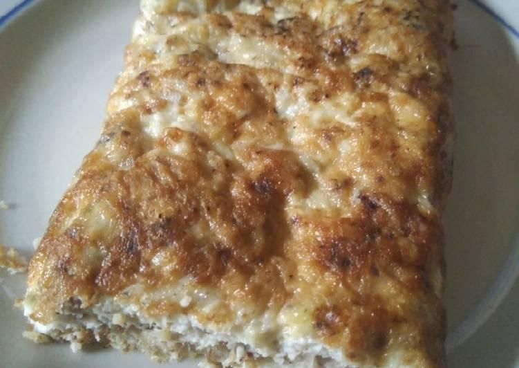 15 Minute Steps to Prepare Love Fried Egg shawama