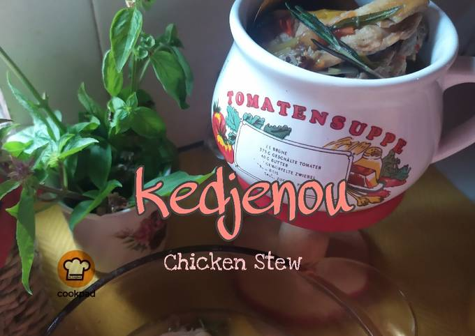 Cara Gampang Menyiapkan Kedjenou @Chicken stew🇨🇮 yang Lezat