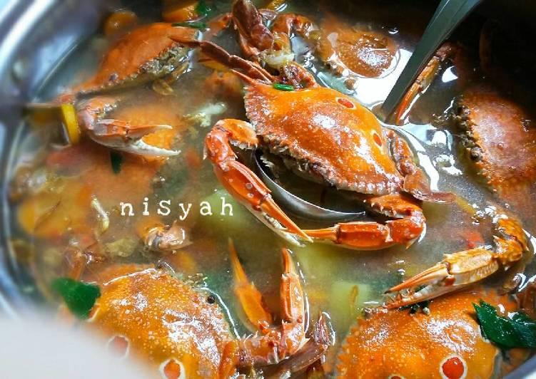 Sup Kepiting ~ Segar Berempah, Gurih tanpa MSG 🍜