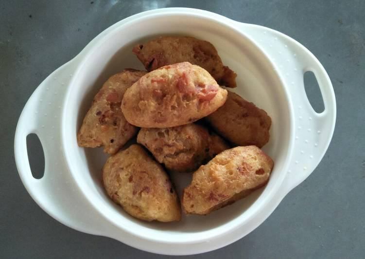 Gumpal Hukorsis (Tahu Kornet Sosis)