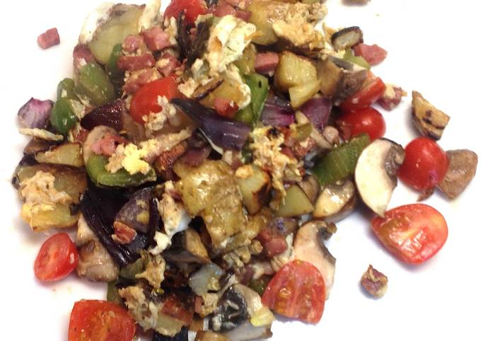 Step-by-Step Guide to Prepare Perfect Hearty Hash