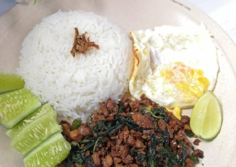 Ayam masak pad krapow - velavinkabakery.com