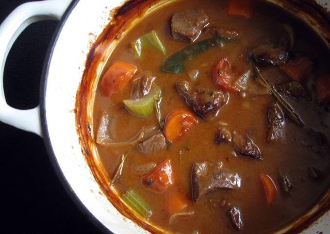 My Beef Casserole