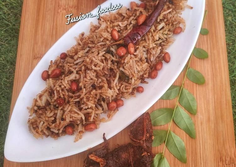 Easiest Way to Prepare Favorite Tamarind rice