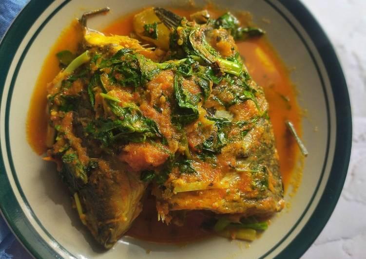 Ikan Mas Woku