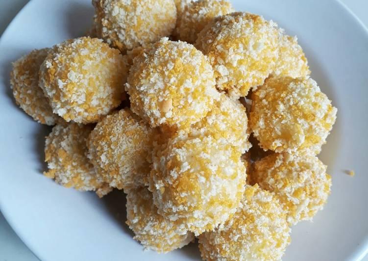 Resep Pompom Potato
