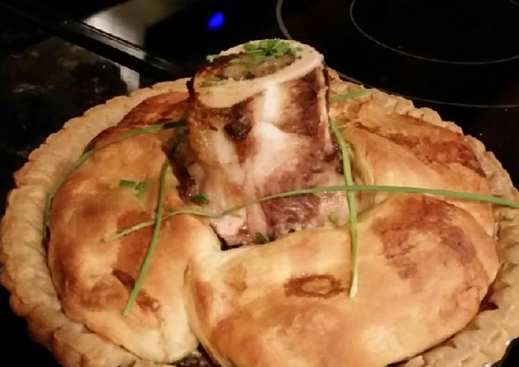 Recipe: Tasty Brad's bison pie
