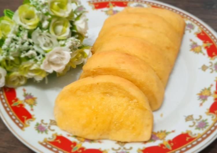 Resep Roti sisir takaran sendok oven kompor Favorit