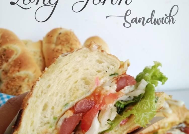 Resep Roti john sandwich Paling dicari