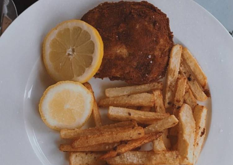 Vegan No Fish & Chips