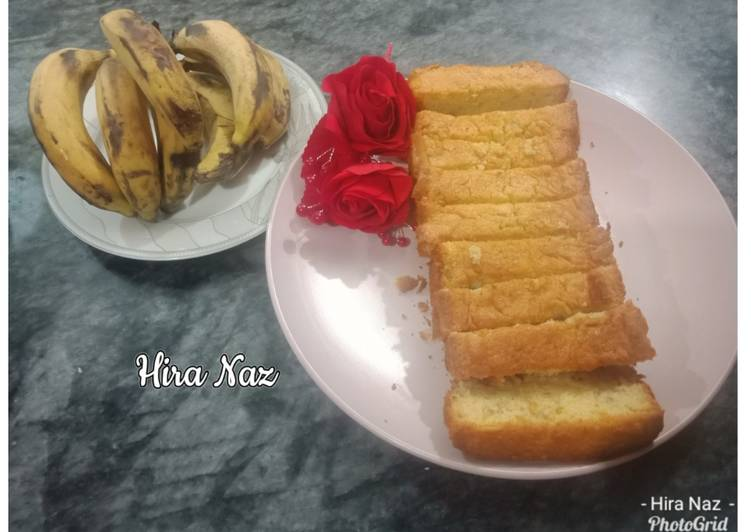 Easiest Way to Prepare Perfect Banana Breads