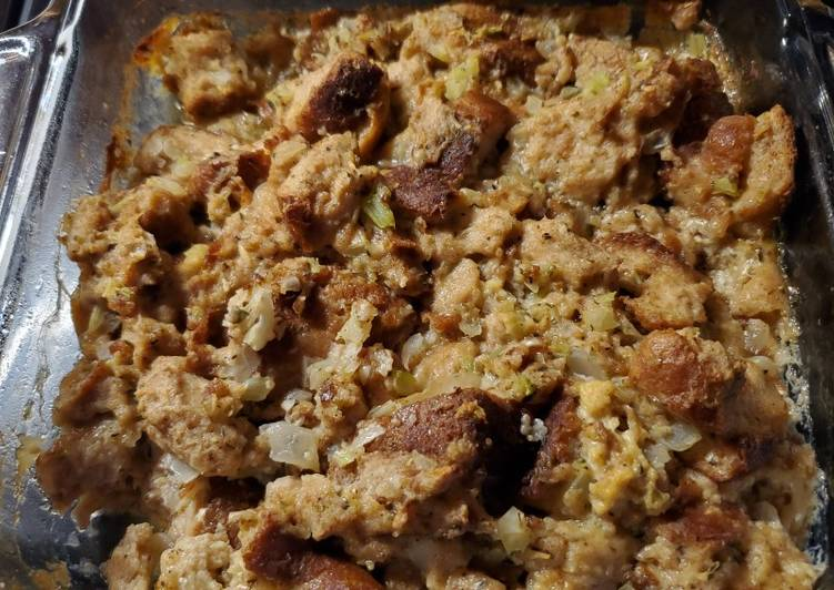 My Homemade Stuffing