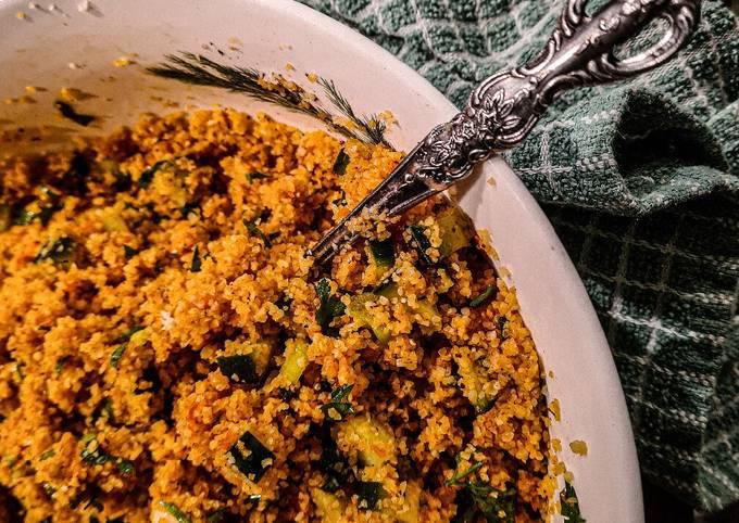 Kısır (Bulgur Salad)