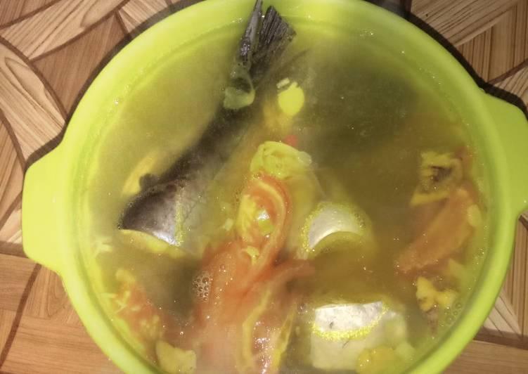Cara Mudah Memasak Pindang ikan patin dengan resep sederhana Spesial