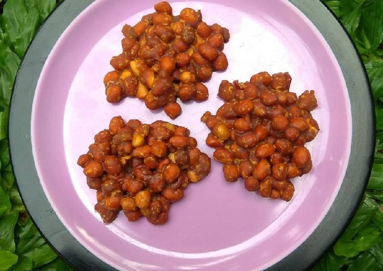 Kue Kacang Gula Merah