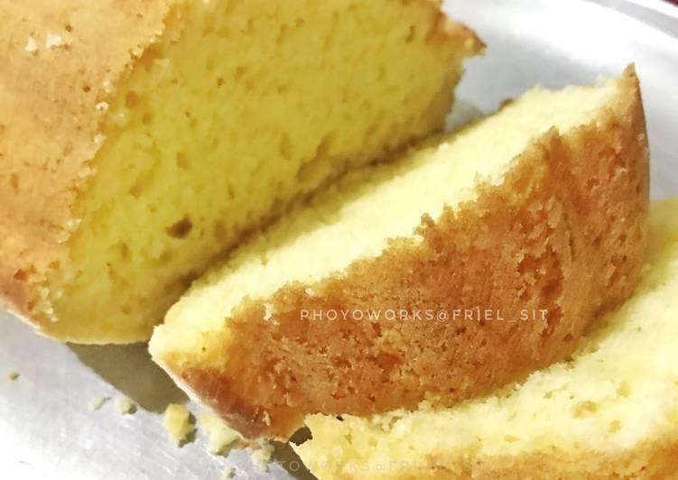 Resep Cake Bluder Brudel Klasik Lembut Tanpa Mikser Dan Bahan Pengembang Oleh Frielingga Sit Cookpad