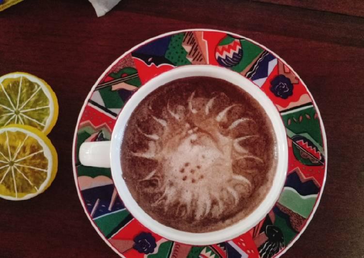 Coffe Milk Tea Latte