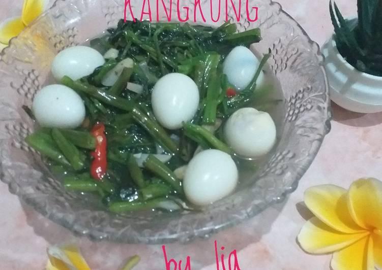 Tumis Kangkung