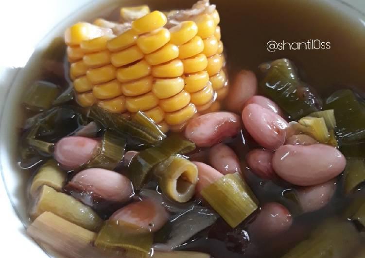 Resep Sayur kacang merah khas sunda Yang Simple Pasti Sedap