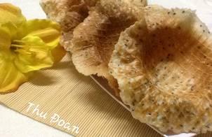 Bánh chiếc nón(bánh quế)