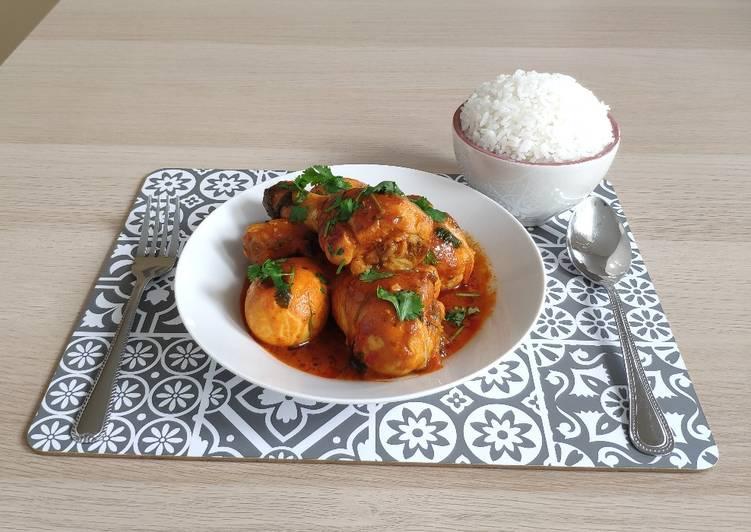 Ayam Tikka Sederhana