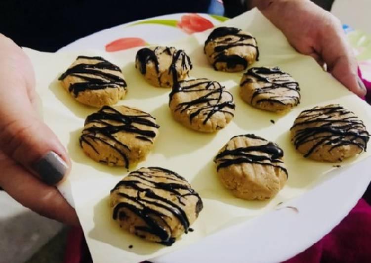 No bake oats cookies