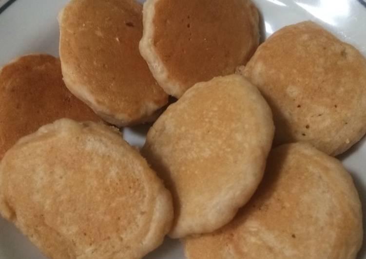 Apem gula jawa panggang teflon - ganmen-kokoku.com