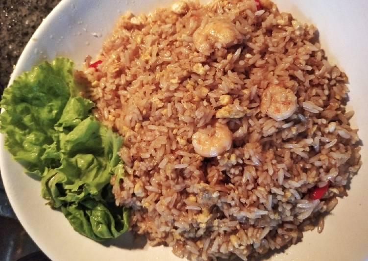 Nasi Goreng Udang