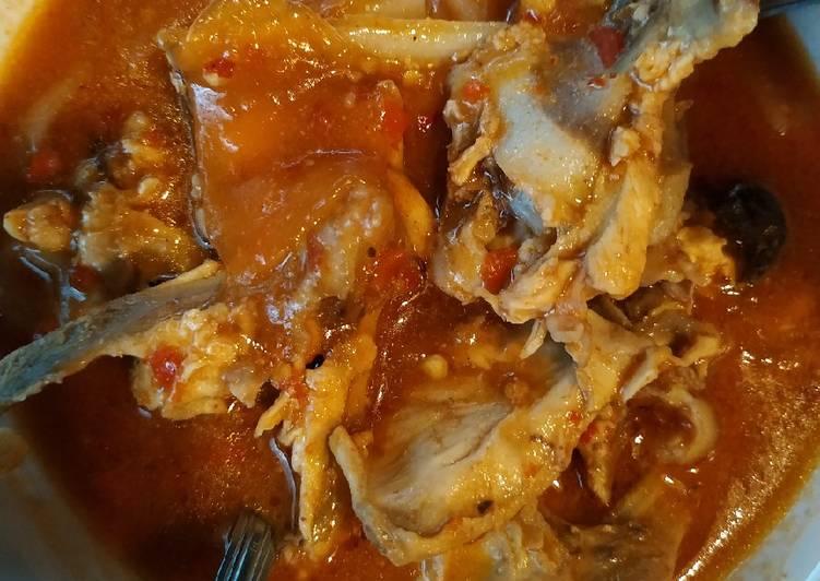 Resep Seblak tulang ayam Yang Populer Bikin Nagih