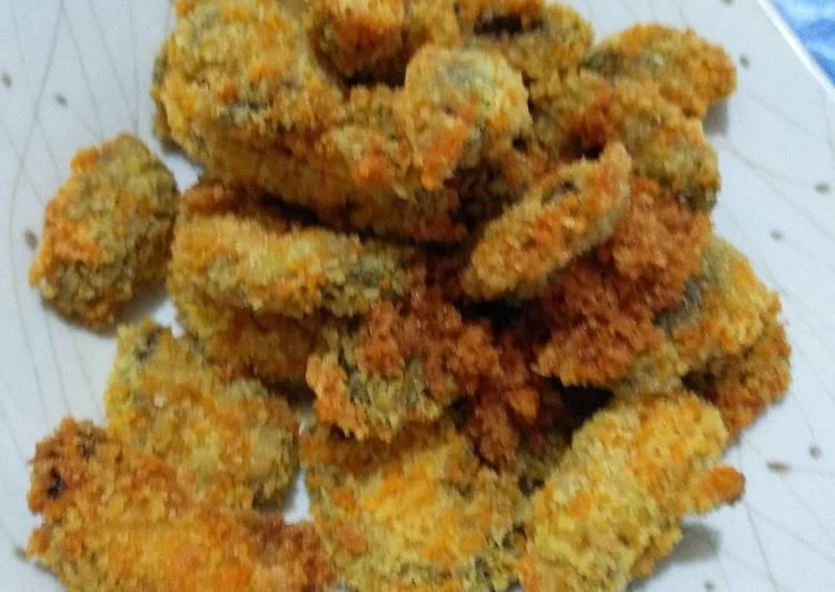 Jamur Shitake Crispy - cookandrecipe.com