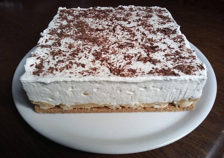 Recipe: Appetizing Banoffee pie