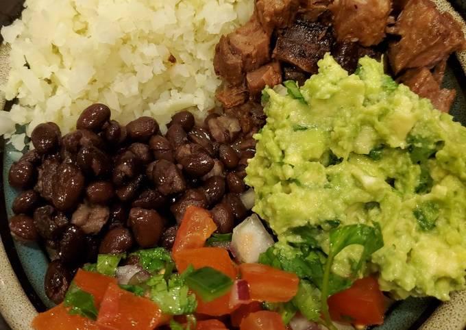 Recipe: Yummy Carne Asada bowls