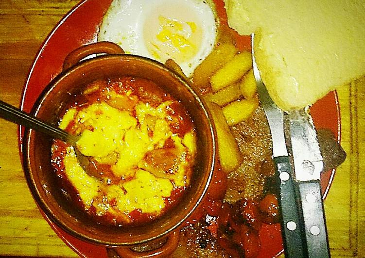 Recipe: Appetizing Tex's Hangover Cure Fry-Up ????????????????