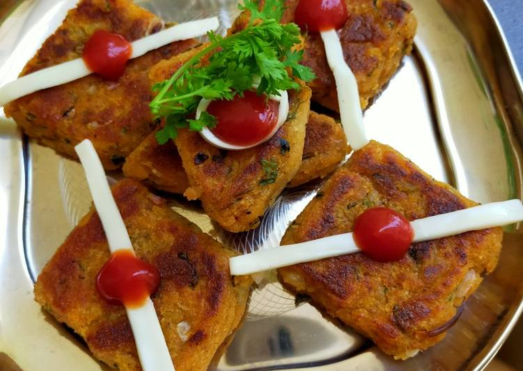 Cheese tikka bites