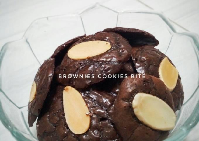 7. Brownies cookies bite