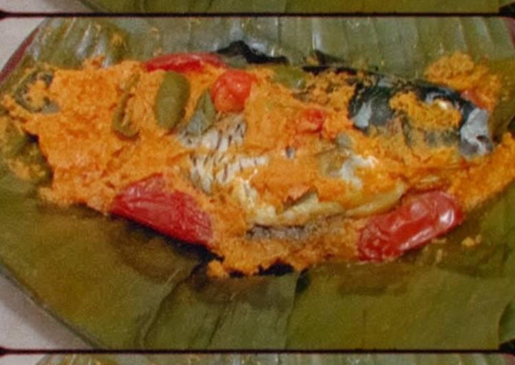 Pepes Ikan Mas