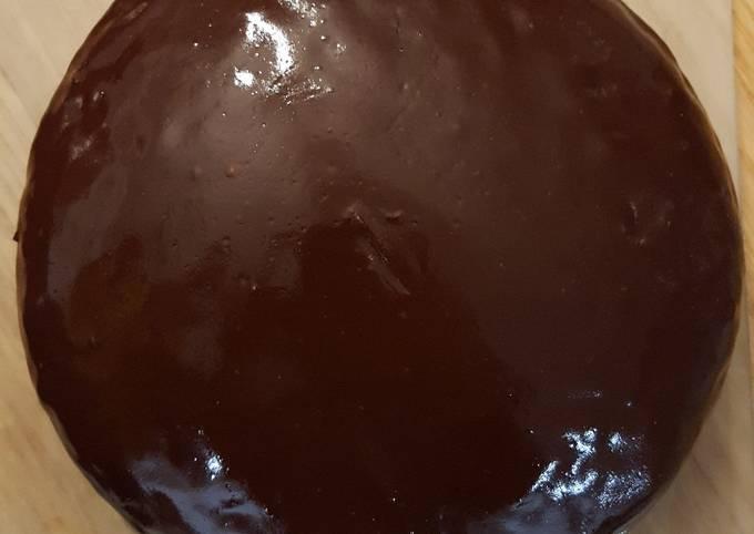 Gâteau au yaourt coco choco