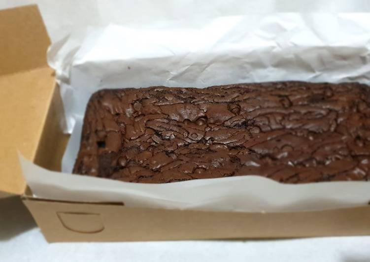 Brownies 1 telur