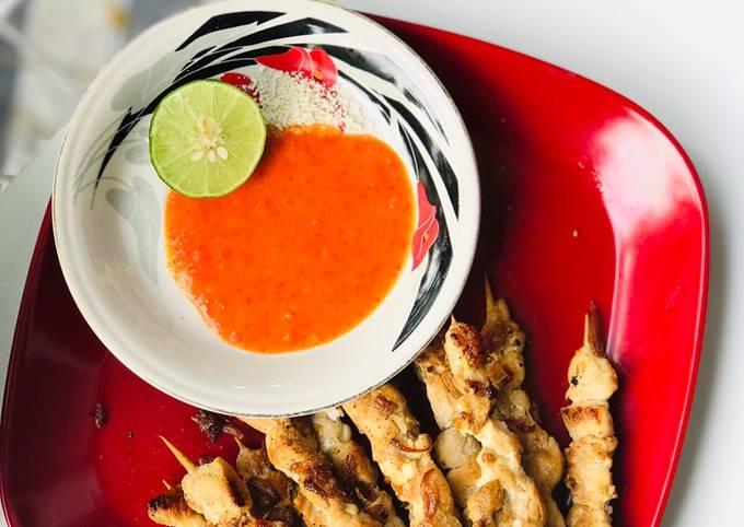 Resep Sate Taichan yang Lezat