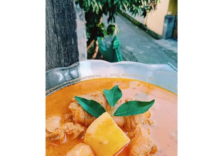 Kari Ayam / Chicken Curry